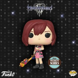 Funko Kingdom Hearts: Kairi with Keyblade Specialty Series Funko POP!  #624