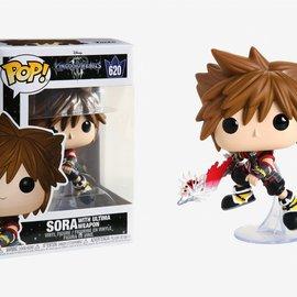 Funko Kingdom Hearts: Sora with Ultimate Weapon Funko POP! #620