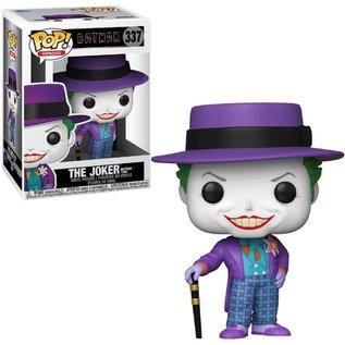 Funko Batman 1989: Joker w/ Hat Funko POP! #337