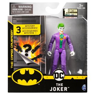 "Spin Master DC Universe: The Joker 4"" Figure"