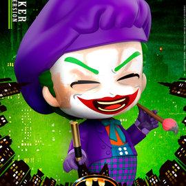 Hot Toys Batman 1989: Joker (Laughing Version) Cosbaby