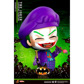 Hot Toys Batman 1989: Joker (Laughing Version) Cosbaby