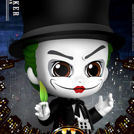 Hot Toys Batman 1989: Joker (Mime Version) Cosbaby