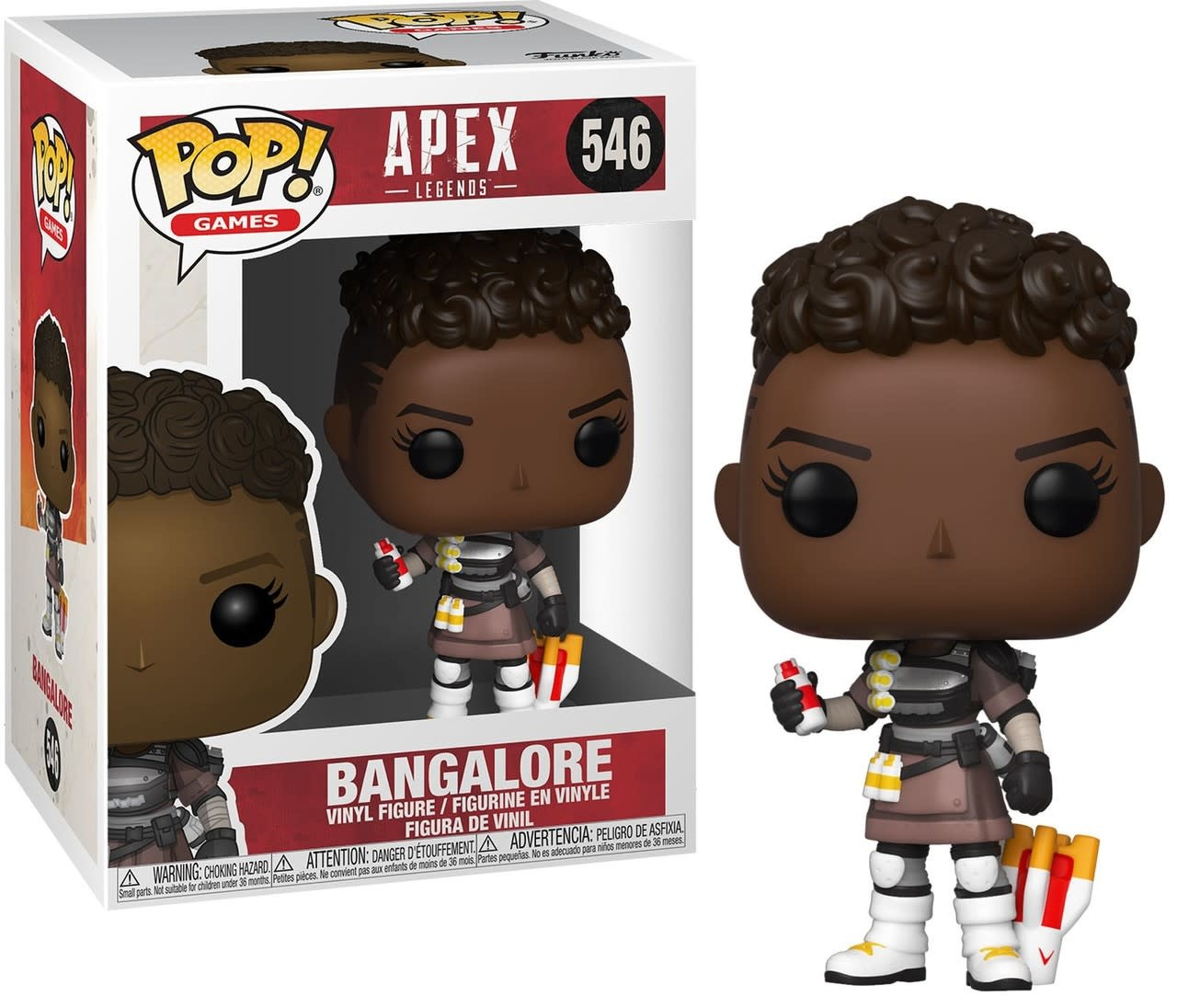 Funko Apex Legends: Bangalore Funko POP! #546
