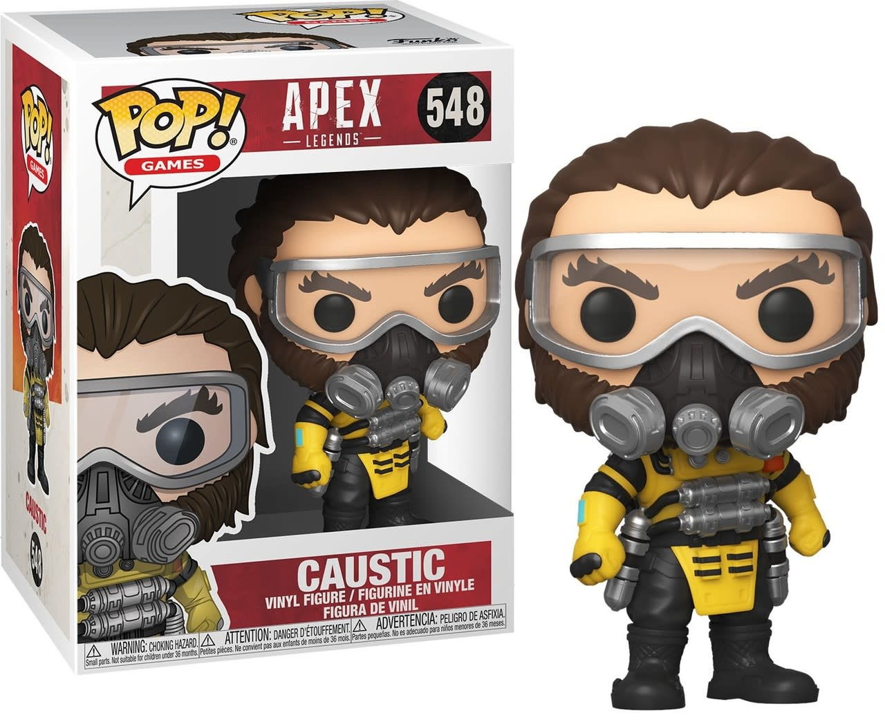 Funko Apex Legends: Caustic Funko POP! #548