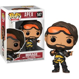 Funko Apex Legends: Mirage Funko POP! #547