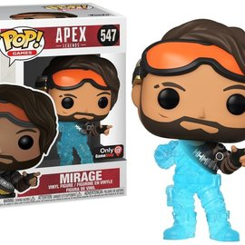 Funko Apex Legends: Mirage GameStop Exclusive Funko POP! #547