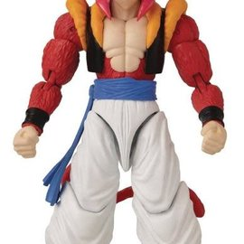 "Bandai Dragon Ball Stars: Super Saiyan 4 Gogeta 6"" Figure"