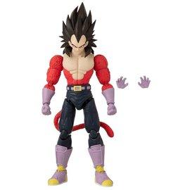 "Bandai Dragon Ball Stars: Super Saiyan 4 Vegeta 6"" Figure"