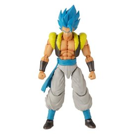 "Bandai Dragon Ball Stars: Super Saiyan Blue Gogeta 6"" Figure"