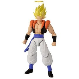 "Bandai Dragon Ball Stars: Super Saiyan Gogeta (yellow) 6"" Figure"