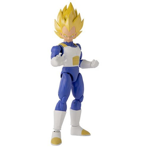 "Bandai Dragon Ball Stars: Super Saiyan Vegeta 6"" Figure"