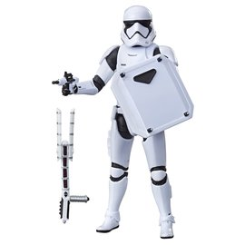 "Hasbro Star Wars Black Series: First Order Stormtrooper 6"" Figure"