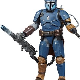 "Hasbro Star Wars Black Series: Heavy Infantry Mandalorian Exclusive 6"" Figure"