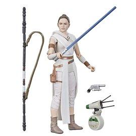 "Hasbro Star Wars Black Series: Rey & D-O 6"" Figure"