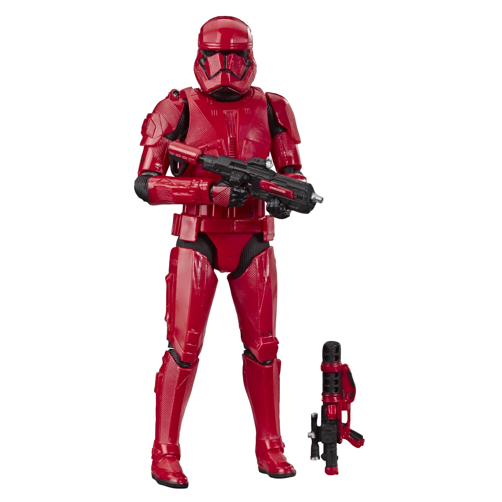 "Hasbro Star Wars Black Series: Sith Trooper 6"" Figure"