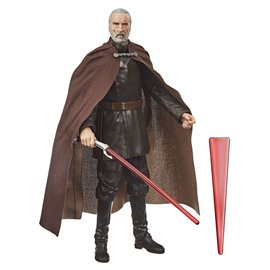 "Hasbro Star Wars Black Series: Count Dooku 6"" Figure"