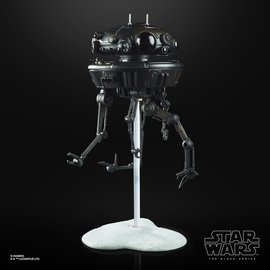 "Hasbro Star Wars Black Series: Imperial Probe Droid 6"" Figure"