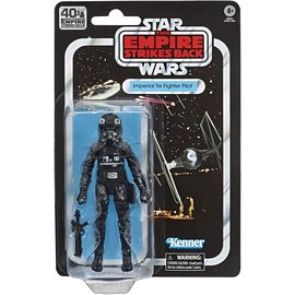 "Hasbro Star Wars Black Series: ""The Empire Strikes Back"" 40th Anniversary Imperial Tie Fighter Pilot 6"" Figure"