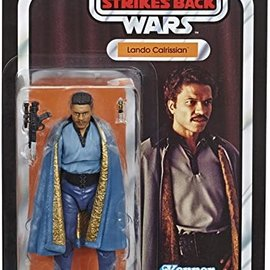 "Hasbro Star Wars Black Series: ""The Empire Strikes Back"" 40th Anniversary Lando Calrissian 6"" Figure"