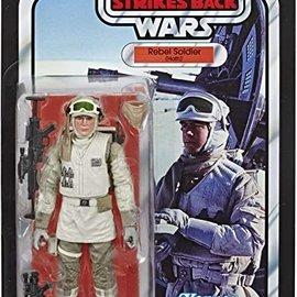 "Hasbro Star Wars Black Series: ""The Empire Strikes Back"" 40th Anniversary Rebel Soldier (Hoth) 6"" Figure"