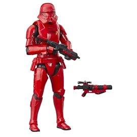 "Hasbro Star Wars Black Series: Sith Jet Trooper 6"" Figure"