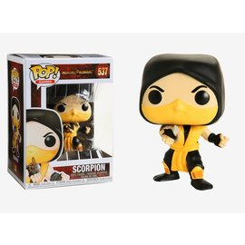 Funko Mortal Kombat: Scorpion Funko POP! #537