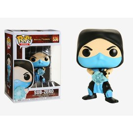 Funko Mortal Kombat: Sub-Zero Funko POP! #536