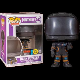 Funko Fortnite: Dark Voyager GITD 2019 Fall Exclusive Funko POP! #442