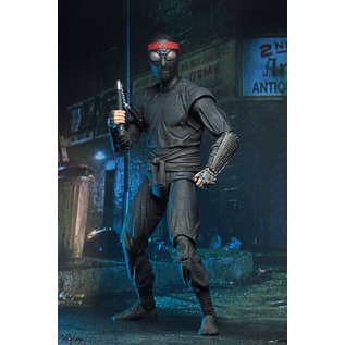 NECA TMNT: Foot Soldier 1:4 Scale Action Figure