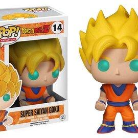 Funko Dragon Ball Z: Super Saiyan Goku Funko POP! #14