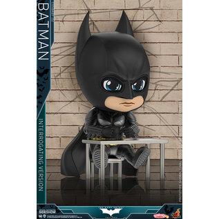 Hot Toys The Dark Knight: Batman (Interrogating Version) Cosbabies