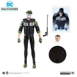 """DC Multiverse: Batman White Knight Joker 7"""" Figure"""
