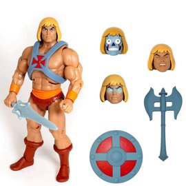 Super 7 Masters Of The Universe: He-man Ultimates