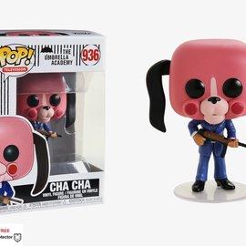 Funko The Umbrella Academy: Cha Cha Funko POP! #936