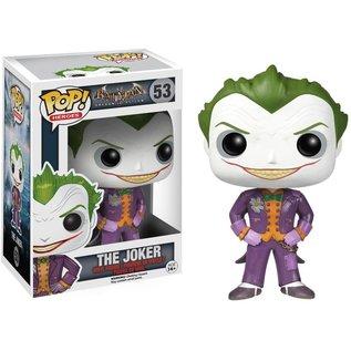 Funko Batman Arkham Asylum: The Joker Funko POP! #53