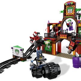 Lego Lego Superheroes 6857 Batman: The Dynamic Duo Funhouse Escape