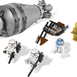Lego Lego Star Wars: Droid Escape #9490