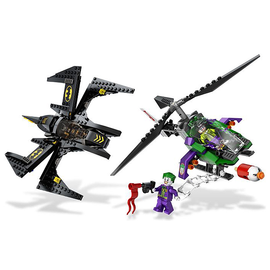 Lego Lego Superheroes 6863 Batman: Batwing Battle Over Gotham City