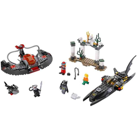Lego Lego Superheroes 76027 Justice League: Black Manta Deep Sea Strike