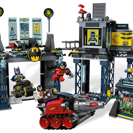 Lego Lego Super Heroes 6860: The Batcave