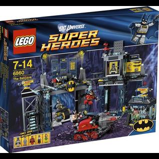 Lego Lego Super Heroes 6860: The Batcave