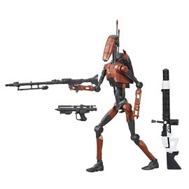 "Hasbro Star Wars Black Series: Heavy Battle Droid 6"" Figure"