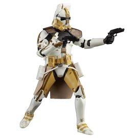 "Hasbro Star Wars Black Series: Clone Commander Bly 6"" Figure"