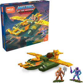 Mega Construx Masters of the Universe: Wind Raider Attack Construction Set