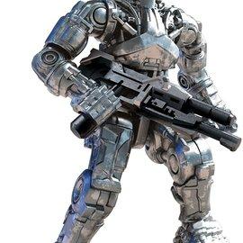 Mega Construx Mega Construx: MCX Heroes Mini-figure Series 4 T-800 (Terminator)