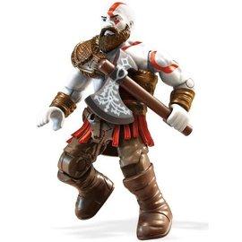 Mega Construx God of War: Kratos Mini-Figure