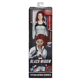 "Hasbro Marvel: Black Widow 12"" Titan Hero Series"