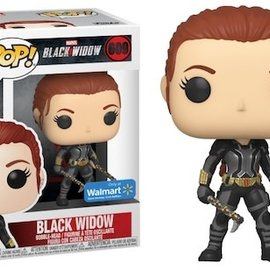 Funko Black Widow: Black Widow Walmart Exclusive Funko POP! #609