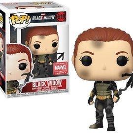 Funko Black Widow: Black Widow Marvel Collector Corps Exclusive Funko POP! #619
